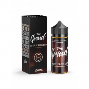 The Grind 100mL E-Liquid mocchacino