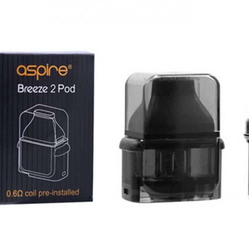 Aspire Breeze 2 Pod with 0.6Ω Coil