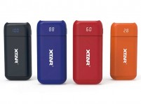 XTAR PB2 Portable LED Digital Display USB 18650 Li-ion Battery Charger with Power Bank Function (Batteries Not Included)
