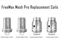 FreeMax Mesh Pro Coils (3pcs)