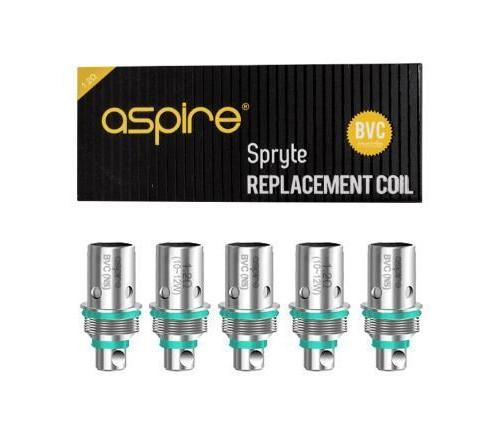 Aspire Spryte BVC Replacement Coil (5pcs)
