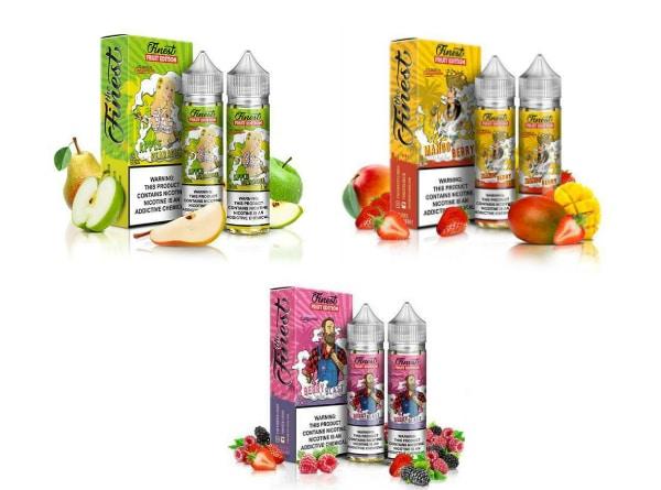 The Finest E-Liquid 60ml/120ml - Apple Paradise